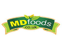 MD Foods logo
