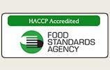HACCP Accredited
